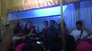 Video Keseruan Temon Kis, Nurbayan dan Wandra (TRIO GOMIX) di  Wedding Dyan bro (Dband) dan Ayu okta MP3, 3GP, MP4, WEBM, AVI, FLV September 2018