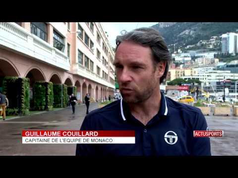 Coupe Davis : Monaco remonte dans le Groupe II de la Zone Europe-Afrique