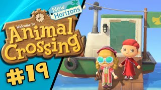 ANIMAL CROSSING: NEW HORIZONS | Redd #19