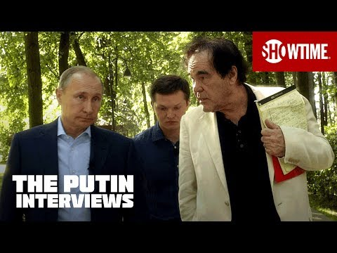 The Putin Interviews | Oliver Stone Gets to Know Vladimir Putin | SHOWTIME Documentary