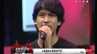 Radio show JABALROOTZ Hirup hidup