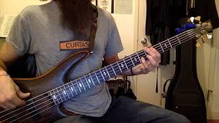 Anderson .Paak - The Bird (Bass Cover) [Pedro Zappa]