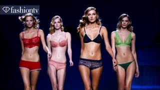 TCN Fall/Winter 2012/13 Show | Mercedes-Benz Fashion Week Madrid | FashionTV