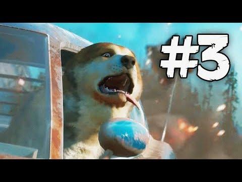 FAR CRY NEW DAWN Vietsub #3   Lee Sin Phiên Bản Nữ Xuất Hiện & Có Em Chó Mới Làm Đệ Tử - Thời lượng: 41 phút.