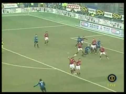 2004-2005 Inter vs Roma 1-0 Mihajlovic