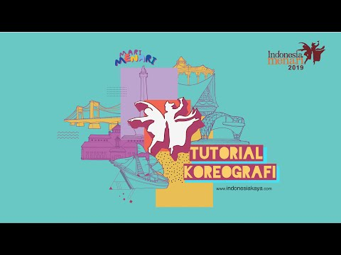 Tutorial Koreografi Indonesia Menari 2019
