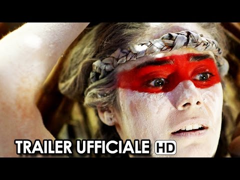 the green inferno trailer ita