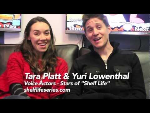 Lowenthal - Geekdom Power Couple Yuri Lowenthal & Tara Platt dropped back in the Lounge to answer your questions on Voice Acting, Movies, Inspiration, Favorite Games and...