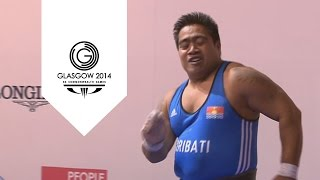 Kiribati's David Katoatau Celebrates Gold Medal With Funky Dance