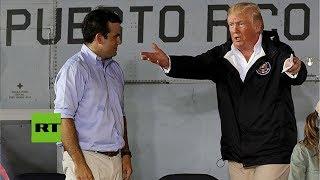 """""""Odio decirtelo, Puerto Rico, pero has hecho que el presupuesto esté fuera de control"""""""