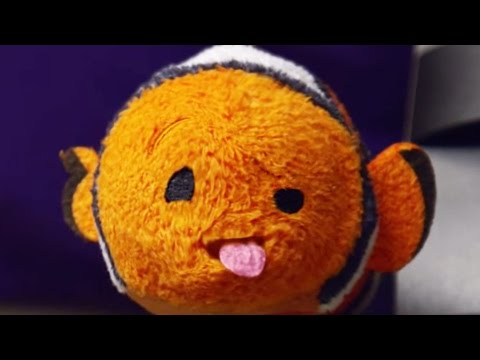 Nemo Plush Breaks Loose | Tsum Tsum Kingdom Episode 2 | Finding Dory | Disney