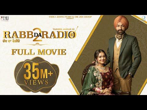 Rabb Da Radio 2 (Full Movie) - Tarsem Jassar, Simi Chahal | New Punjabi Movie | Latest Punjabi Film
