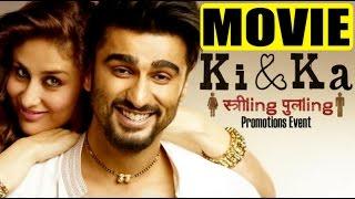 Nonton Ki   Ka Movie 2016   Hindi   Kareena Kapoor Khan   Arjun Kapoor   R Balki   Movie Promotion Event Film Subtitle Indonesia Streaming Movie Download