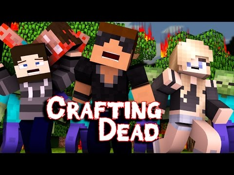 Minecraft walkthrough patient zero crafting dead s1 for The crafting dead ep 1
