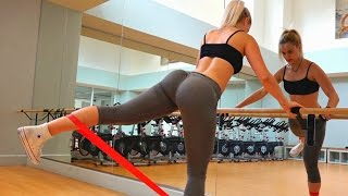 Bubble Butt Exercises for Rounder Booty! - YouTube