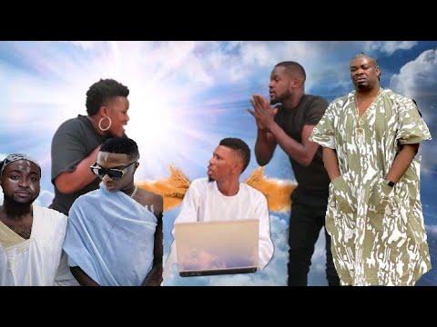 When Angels Judge Davido, Wizkid, Donjazzy and other Celebrities