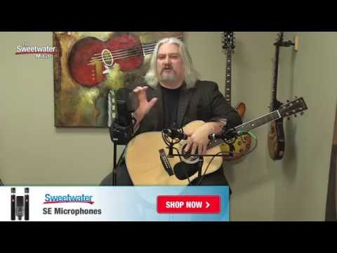 sE Electronics Microphone Demo – The Sweetwater Minute, Vol. 237