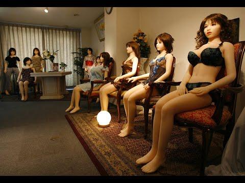 Chinesische Sexpuppen boomen: Er versteckt sie im Schla ...