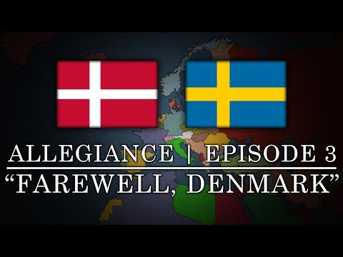 """FAREWELL, DENMARK"" | Allegiance | Episode 3"