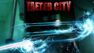 TAETER CITY (2012) clip - NECROSTORM (Sci-fi, Action, Splatter)
