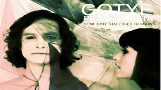 2013 ***CIRCUIT/HOUSE MUSIC*** Gotye Somebody I Used To Know