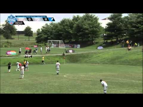 Field - Live Coverage of the 2014 US Youth Soccer National Championships, Day 2, Field 9.