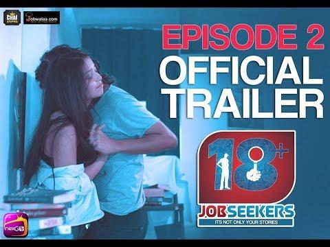 trailer 18+ Jobseekers web series