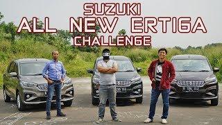Video Suzuki All New Ertiga Challenge MP3, 3GP, MP4, WEBM, AVI, FLV September 2018