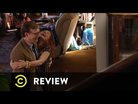 Living with the Free Spirits - Review - Comedy Central
