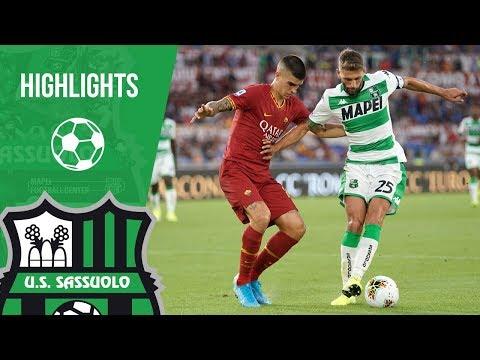 Roma-Sassuolo 4-2 | Highlights 2019/20