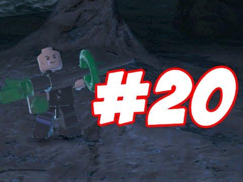 LEGO Batman 2 - LEGO BRICK ADVENTURES - PART 20 - ALL THE RED BRICKS!