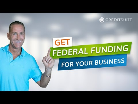 Get Federal Funding for Your Business