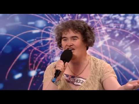 0 Susan Boyle Curdles Milk