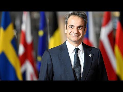 Οι ευρωπαίοι ηγέτες συζητούν για την τουρκική προκλητικότητα…