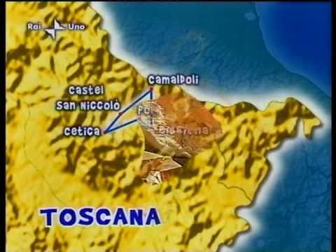 Itinerario enogastronomico in Casentino (AR)