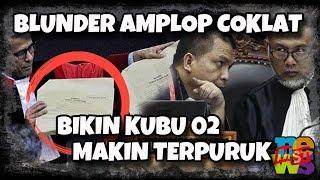 Video Blunder Amplop Coklat Yang Bikin Kubu Sebelah Makin Terpuruk MP3, 3GP, MP4, WEBM, AVI, FLV Juli 2019