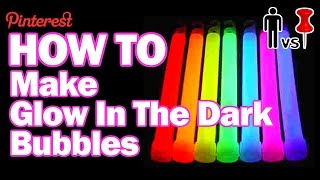 Download Lagu How-To Make Glow in the Dark Bubbles - Man Vs. Pin #29 Mp3