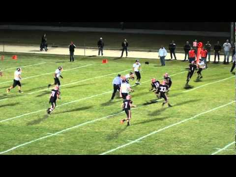 Ryan Langan Football Highlight 2011