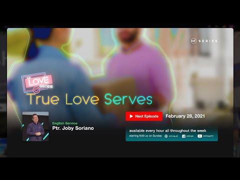 True Love Serves - Joby Soriano - The Love Series