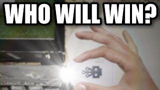 IBM THINKPAD VS USB KILLER!