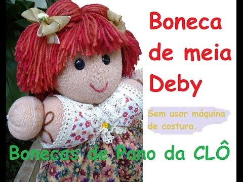 Boneca Deby