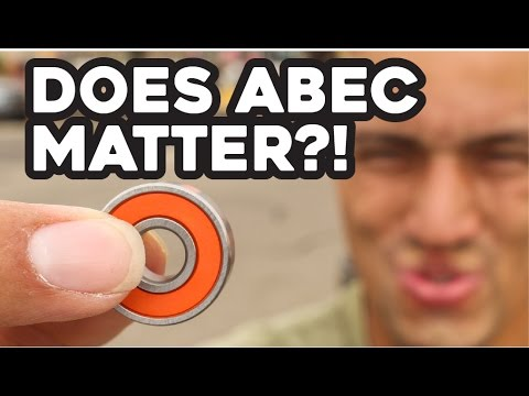 THE TRUTH ABOUT SKATE BEARINGS