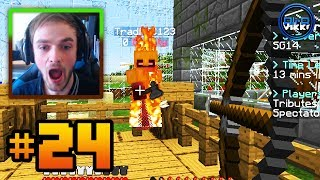 "Minecraft HUNGER GAMES - w/ Ali-A #24! - ""ALI-A GETS OWNED!"""