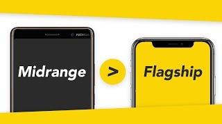 Video Why Midrange Phones Are Now Better Than Flagships MP3, 3GP, MP4, WEBM, AVI, FLV Juli 2018