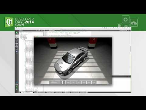 QTDD14 - Enabling Direct WebGL in Qt Quick 2 - Pasi Keränen, The Qt Company