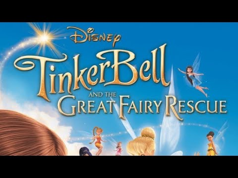TINKER BELL AND THE GREAT FAIRY RESCUE || HD FULL MOVIE ||