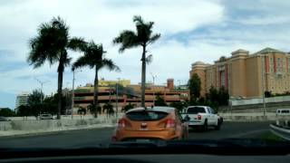 Carolina Puerto Rico  city photo : 4K Test OnePlus One While Driving in Carolina Puerto Rico