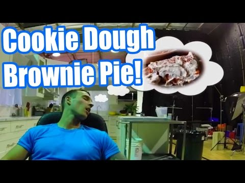 Cookie Dough Cream Cheese Brownie Pie by Paige Alexander - Fan Recipe of the Week