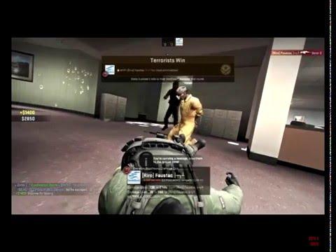 Папич - ДЕМОН! (CS:GO) (видео)