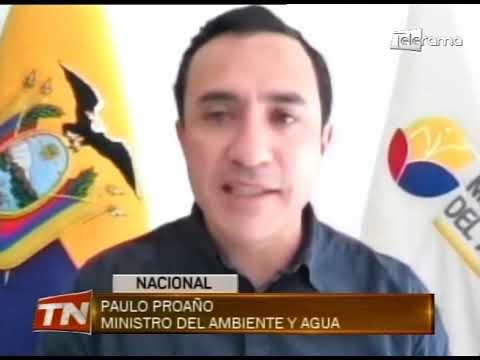 1 de junio se oficializa fusión entre ministerio ambiente y secretaría de agua